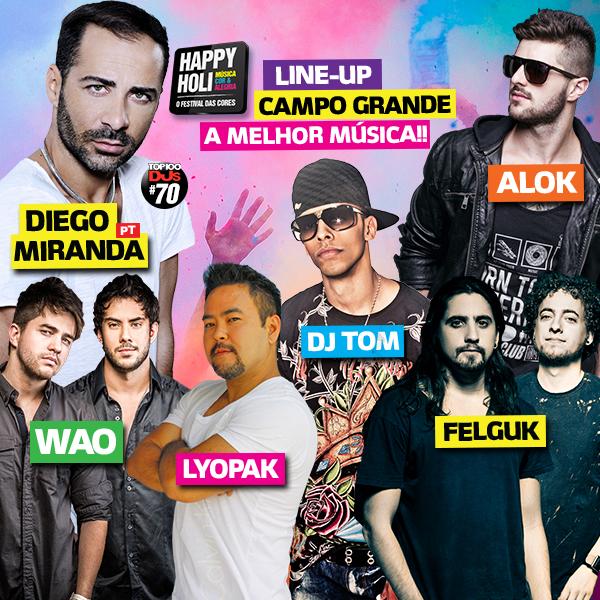Campo-Grande-Lineup